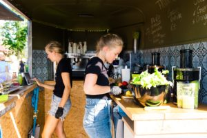foodtruck in friesland huren
